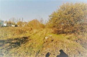 parduodamas komercine zemes sklypas su pamatais,Komercerskijucastokzemlisfundamentom