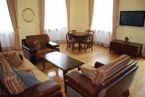 Элитная квартира в Старой части Вильнюса