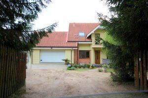 Продаётся кирпичный оборудованный дом в Вильнюсе