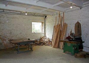 Готовый бизнес I Молетай Деревообрабатывающий цех