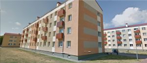 Продается квартира в городе Вентспилс I Балтийское Море